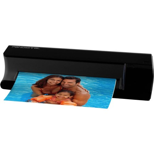 Pandigital PANSCN01 PhotoLink Mini Scanner -Black