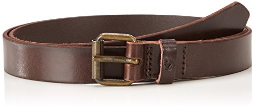 Fjallraven - Singi Belt 2.5 cm, Leather Brown, 95cm