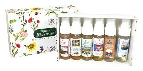 Speziali Fiorentini 6 Piece Fragrance Spezia Gift Set