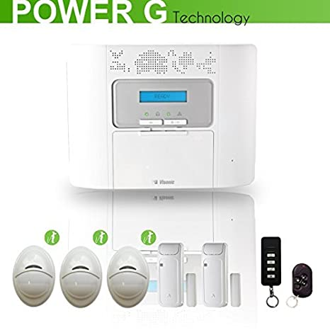 Kit de alarma Visonic PowerMaster 30 PG 2-4: Amazon.es ...