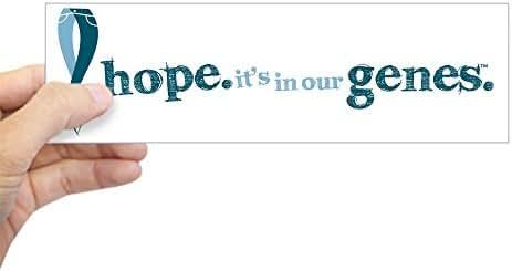 CafePress HopeLOGO_HORIZONTALnoTag Bumper Sticker 10