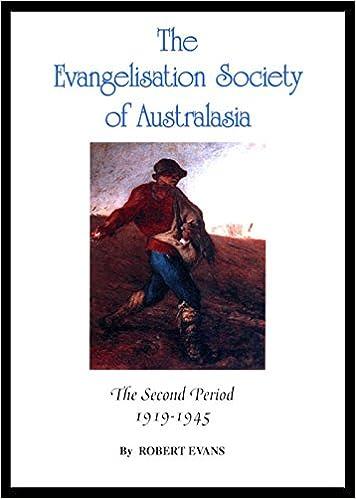 Book The Evangelisation Society of Australasia Vol 2