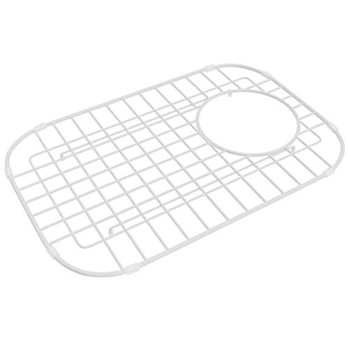 - ROHL WSG6327SMWH Wire Sink Grids, White
