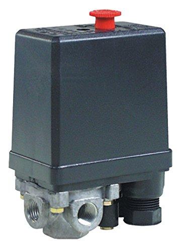 Fiac - Presostato con válvula de arranque incorporada para compresores, mod.871