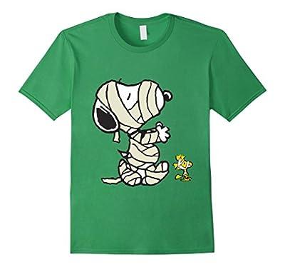 Funny Mummy Snoopys Halloween Gift T-Shirt