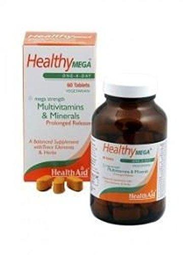 Healthy Mega 30 comprimidos de Health Aid