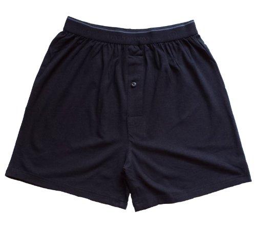 Men's Knit Boxers (6 Pack) (XXL (44-46))