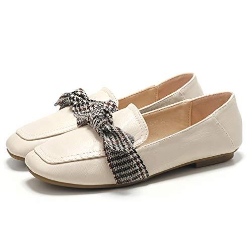 señoras Trabajo Planos Solos cómodos la Zapatos Inferior Zapatos de de Parte Casuales FLYRCX Zapatos Zapatos Zapatos Antideslizantes Suave A q8RC44