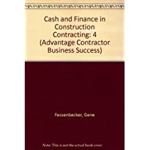 Cash and Finance in Construction Contracting