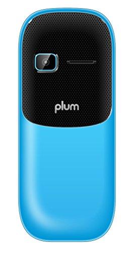 Plum bar 3g unlocked dual sim phone blue 1 8 display for Food s bar unloc