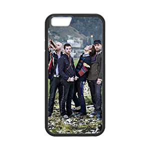 iPhone 6 4.7 Inch Case Black Coldplay Cell Phone Case Cover S2U6KR