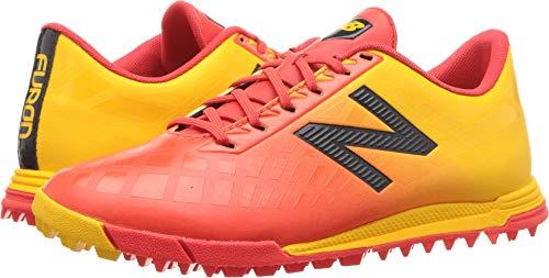 - New Balance Boys' Furon V4 Soccer Shoe, Flame, 5.5 M US Big Kid