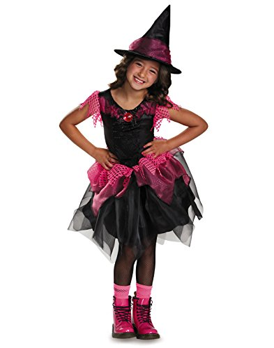 Disguise 84067M Witch Costume, X-Small (Bubble Witch Costume)