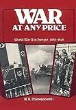 War at Any Price 9780139443312