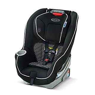 The Graco Admiral 65 Convertible Car Seat grows with your child from 5-40 lb (rear-facing) and 22-65 lb (forward-facing). It easily adapts to your growing child using the Simply Safe Adjust Harness System, which automatically adjusts both the harness...