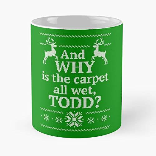 Christmas Vacation Chevy Chase Movie Line - Coffee Mug Tea Cup Gift 11oz Mugs