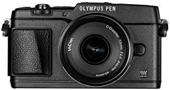 Laowa VE7520MFTSTBLK 7.5-mm Lens for Micro 4//3 Cameras 16.9 MP, HD 720 P Black