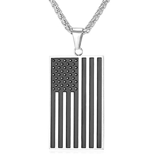 Necklace American Jewelry Stainless Pendant