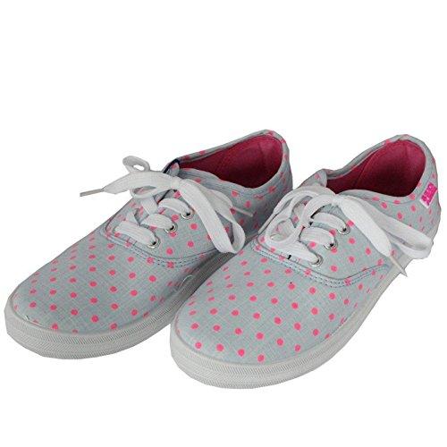 donna Pink Espadrille Athletics Grey Beach UAzT1