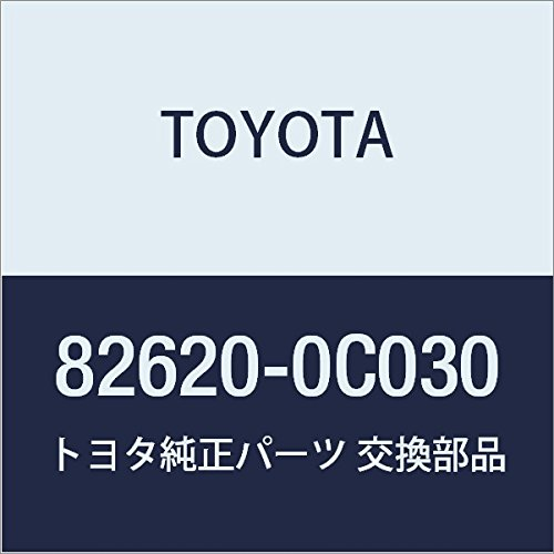 Toyota 82620-0C030 Fusible Link Block Assembly