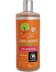 Urtekram Champú para Niños BIO, Caléndula, 500 ml