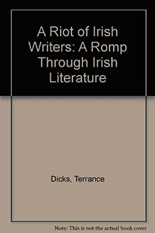 book cover of A Riot of Irish Writers