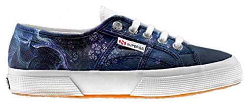 Superga Customized zapatos personalizados Infinity Texture (Zapatos Artesano)