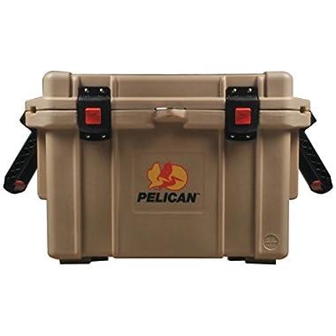 Pelican ProGear Elite Marine Cooler (35 Quart) - Tan