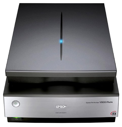 3. Epson Perfection V800 Photo scanner