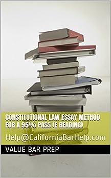 con law essay