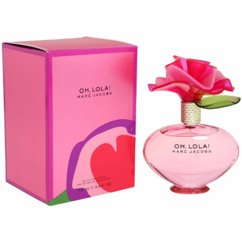 Oh lola by marc jacobs for women eau de parfum spray 34 ounce