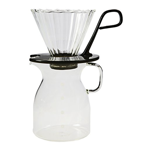 Primula Pike Pour Over Coffee Dripper and Carafe Set - Import It All
