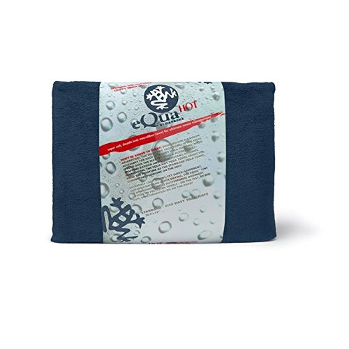 Manduka eQua Hot Towel, Midnight
