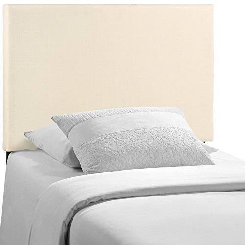 Modway Region Upholstered Linen Headboard Twin Size by Modway