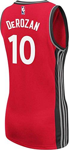 pretty nice f44d9 d9464 adidas AU0922 NBA Replica Jersey #10 DeMar DeRozan, Toronto Raptors