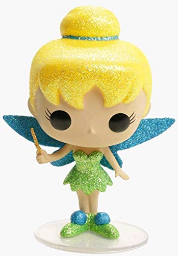 Funko Pop! Disney Peter Pan Tinker Bell #10 (Diamond Collection) ()