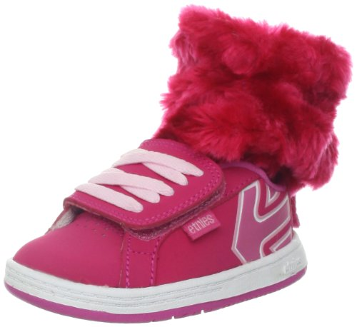 - etnies Disney Monsters Fader Skate Shoe (Toddler),Pink,8 D US Toddler