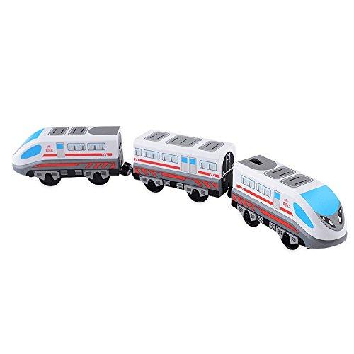 Bino Train /à Grande Vitesse aliment/é Batterie