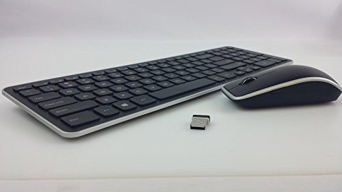 Dell Cordless Mouse - Dell Wireless Keyboard 5ht18 & Wireless Mouse Wm514