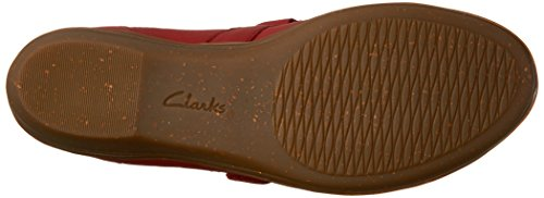 clearance online amazon CLARKS Women's Everlay Bai Mary Jane Flat Red Leather buy cheap visit new buy cheap excellent buy cheap 100% guaranteed GnEzis