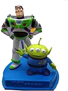 Buzz Light Year and Alien Figure Toy Story Disney