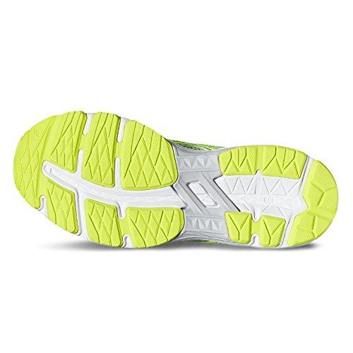 Asics Gt-1000 5 Gs, Zapatillas de Gimnasia Unisex Niños GREEN GEKO