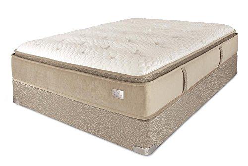 Chattam & Wells California King Hamilton Latex Pillow Top Mattress & Box
