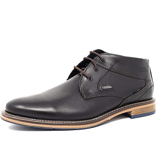 38 Men Boots Men Fretz Brown Andrew espresso Desert 01xBq8