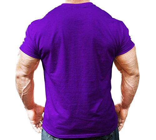 Monsta Gym Wear Classic Workout T Shirt Black