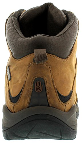 Teva Kimtah Mid Event Leather W's, Women's Hiking Shoes Brown (Bison 561)