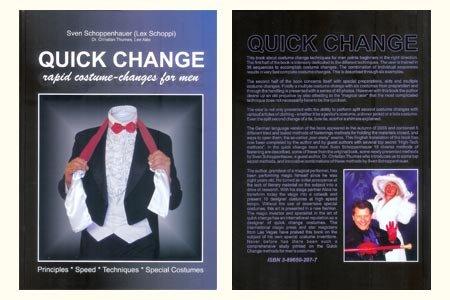 Sven Costume For Men (Quick Change (For Men) by Lex Schoppi and Sven Schoppenhauer)