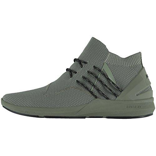 ARKK Copenhagen Herren Spyqon Sneaker Soft Army Black