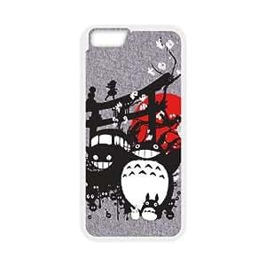 """Chinese My neighbor Totoro Customized Phone Case for iPhone6 Plus 5.5"""",diy Chinese My neighbor Totoro Case"""