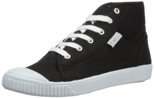 Plimsoll Women's Low-Top Trainers Black 3cqsnF8oEG